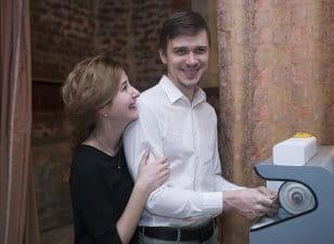 Обручальные кольца своими руками мастер-класс Москва, полировка