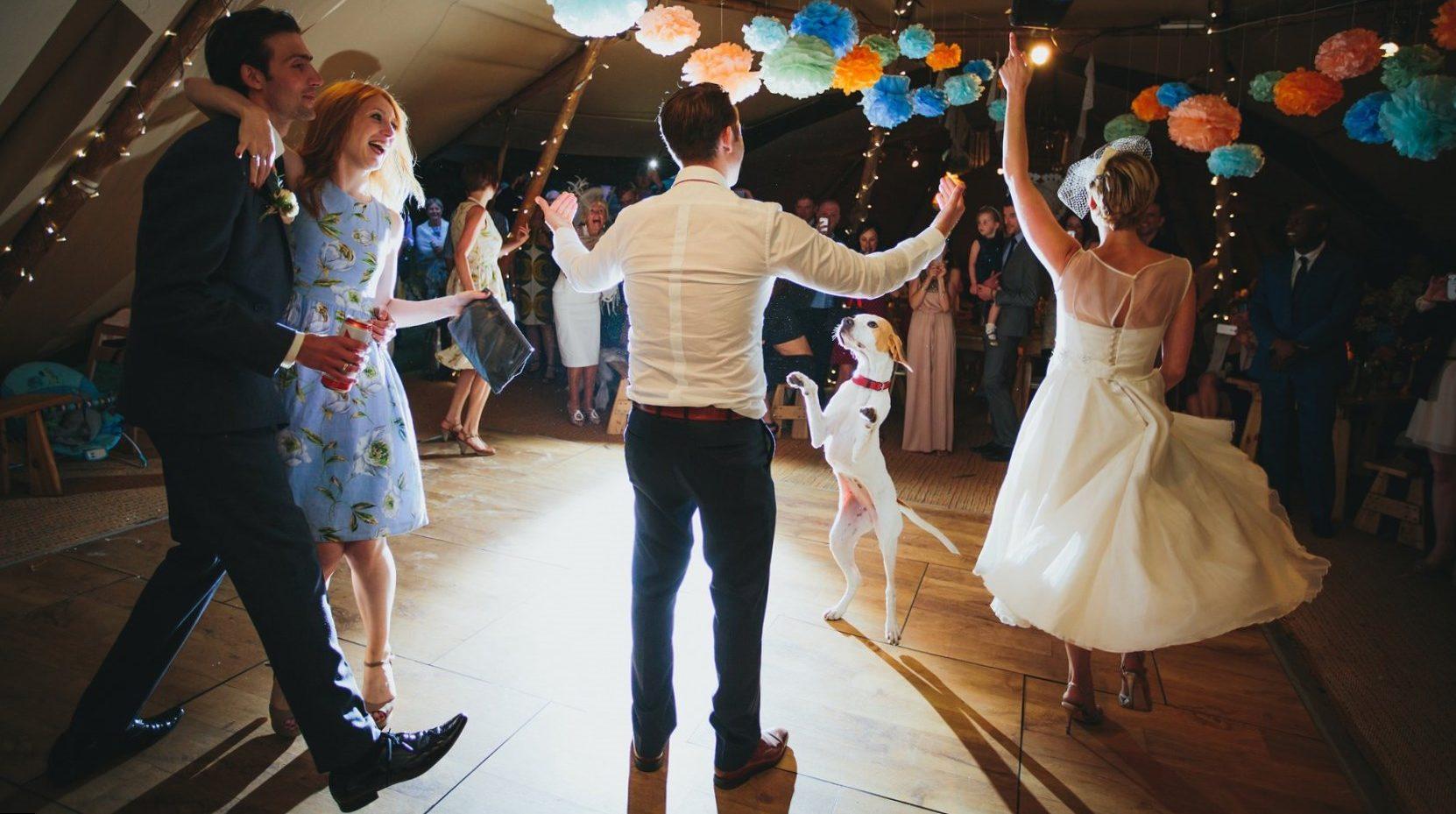Сборник танцевальной музыки на свадьбу