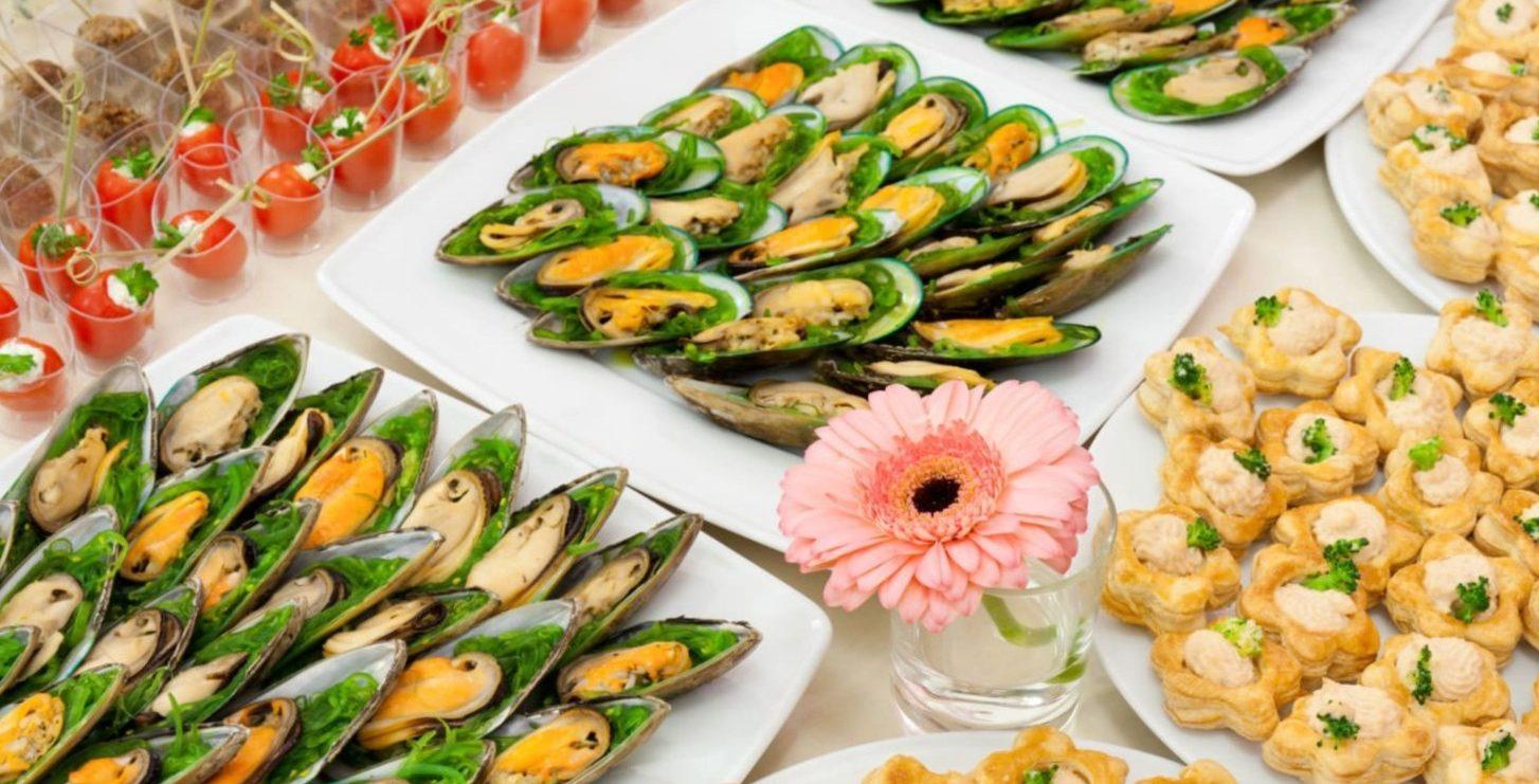 Горячие блюда на свадьбе рецепт и фото