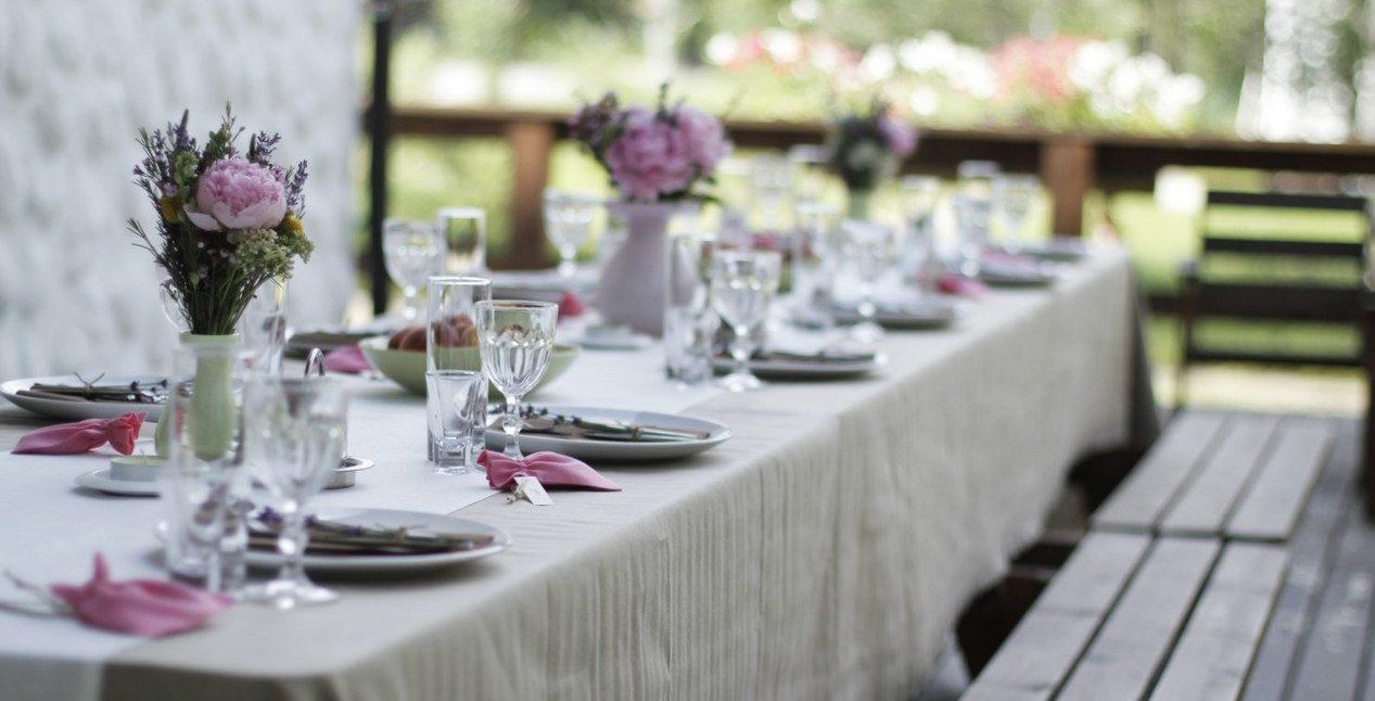 Как организовать свадьбу без большого банкета