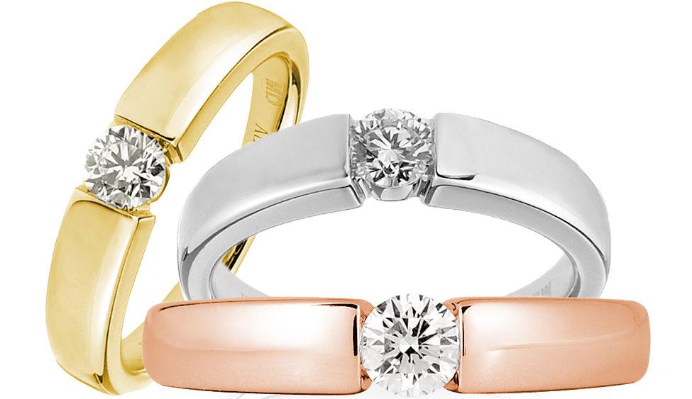 Какое выбрать золото для изготовления свадебных колец