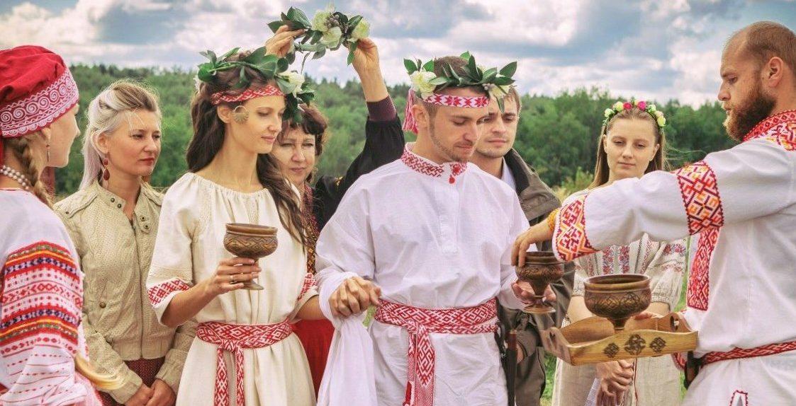 Традиции свадебных колец