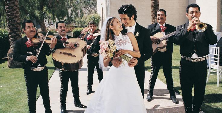 Музыкальное сопровождение на свадьбу