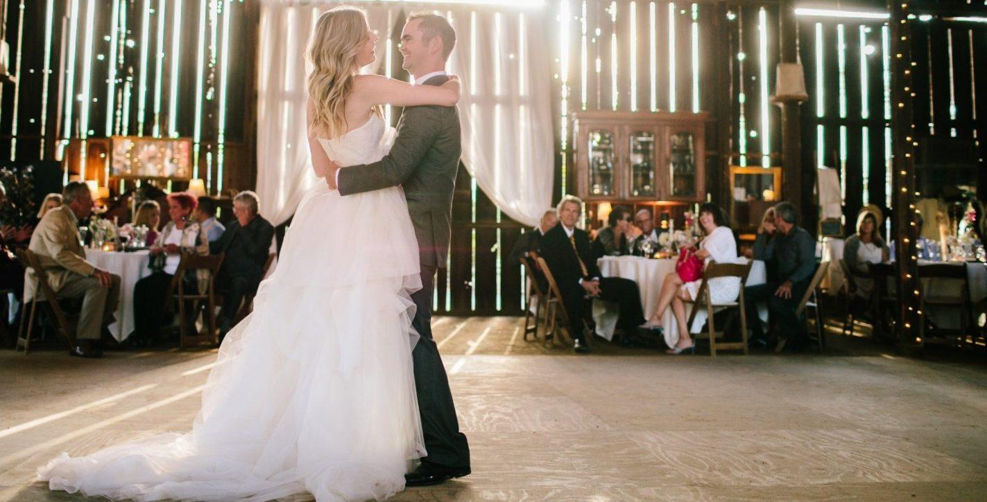 Музыка для первого танца на свадьбу