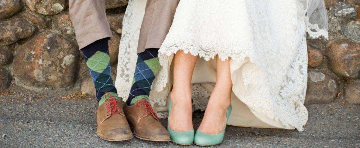 Фото свадебных туфель