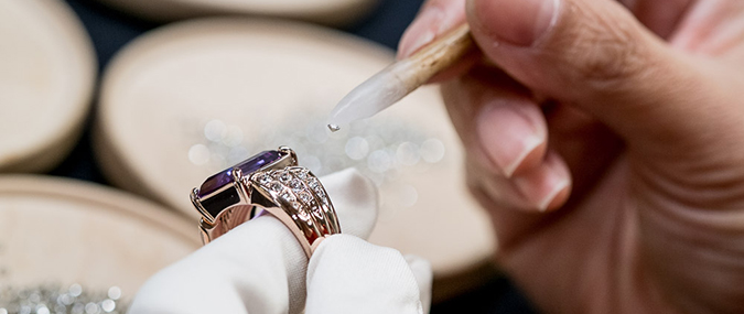 Самые необычные обручальные кольца