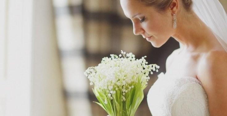 Свадебный букет это символ