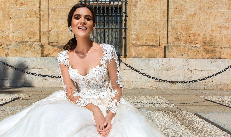 Свадебные платья 2018 фото