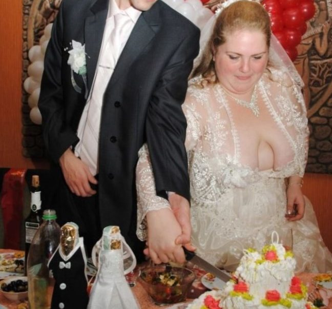 Самые провальные свадьбы человечества