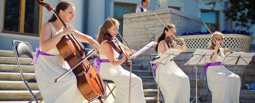 Живая музыка на свадьбу