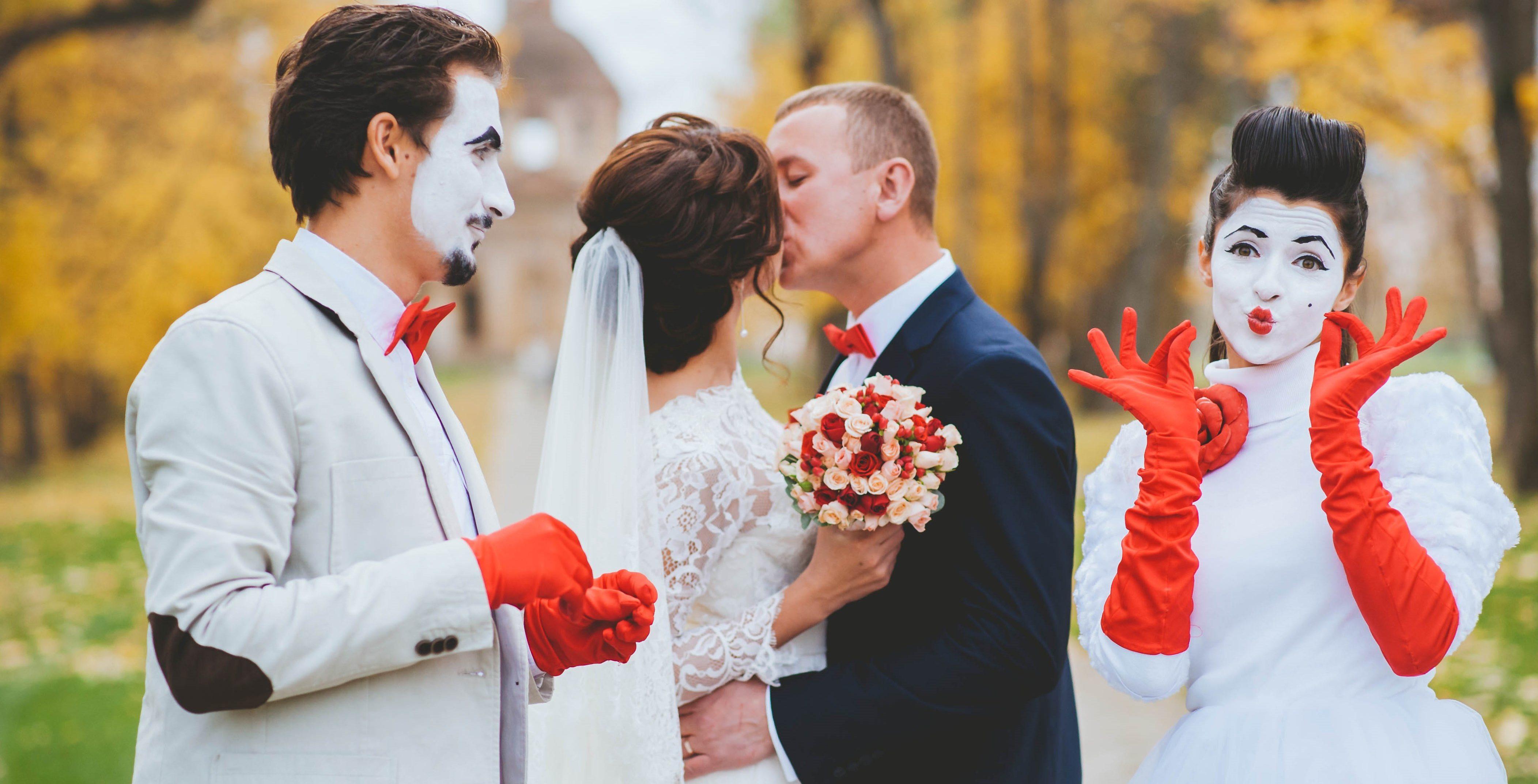 Артист на свадьбу