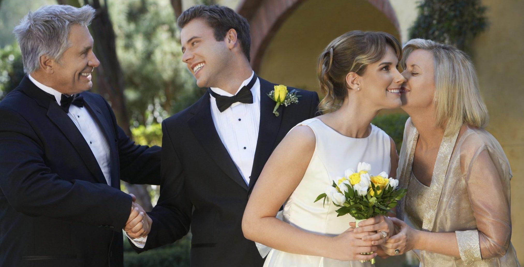 Поздравление с венчанием