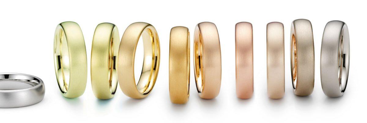 Какое выбрать золото для изготовления обручальных колец