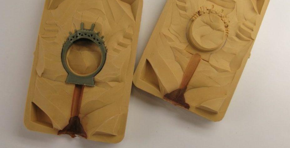 Как делают обручальные кольца на заводе