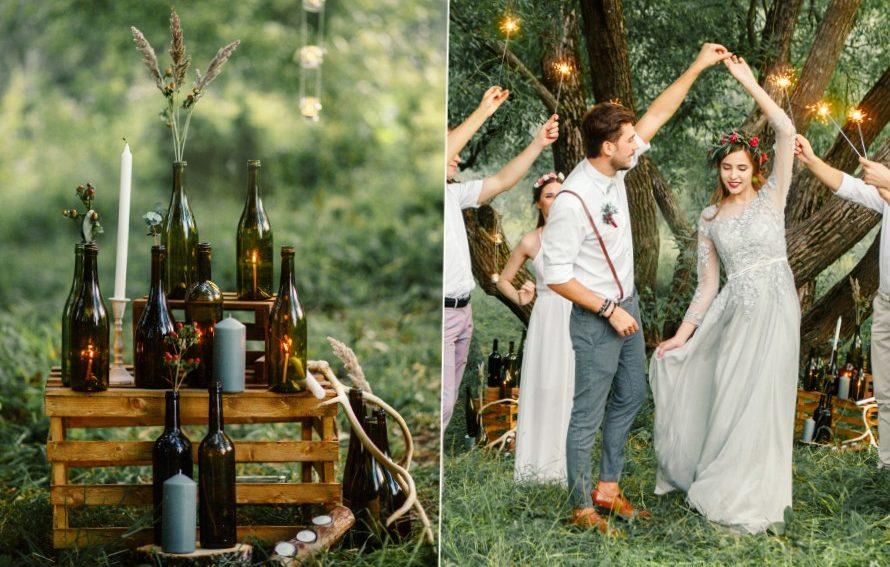 Как организовать свадьбу без банкета