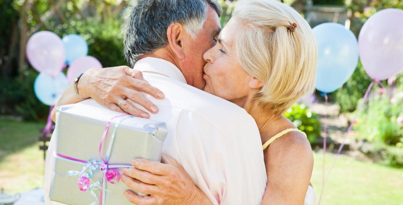 43 года совместной жизни – какая свадьба