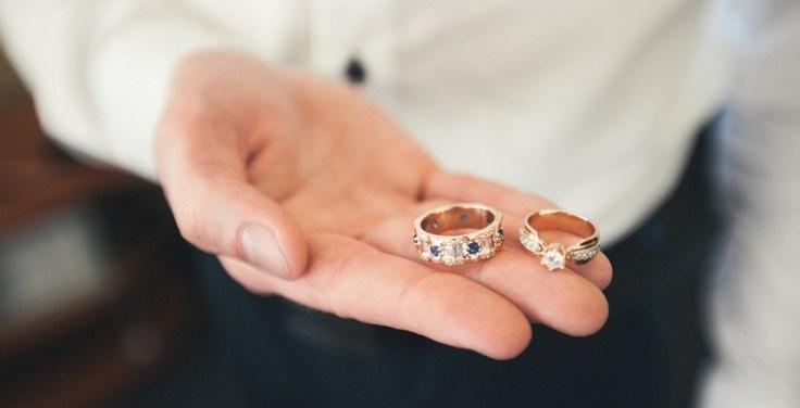 Можно ли носить обручальные кольца до свадьбы