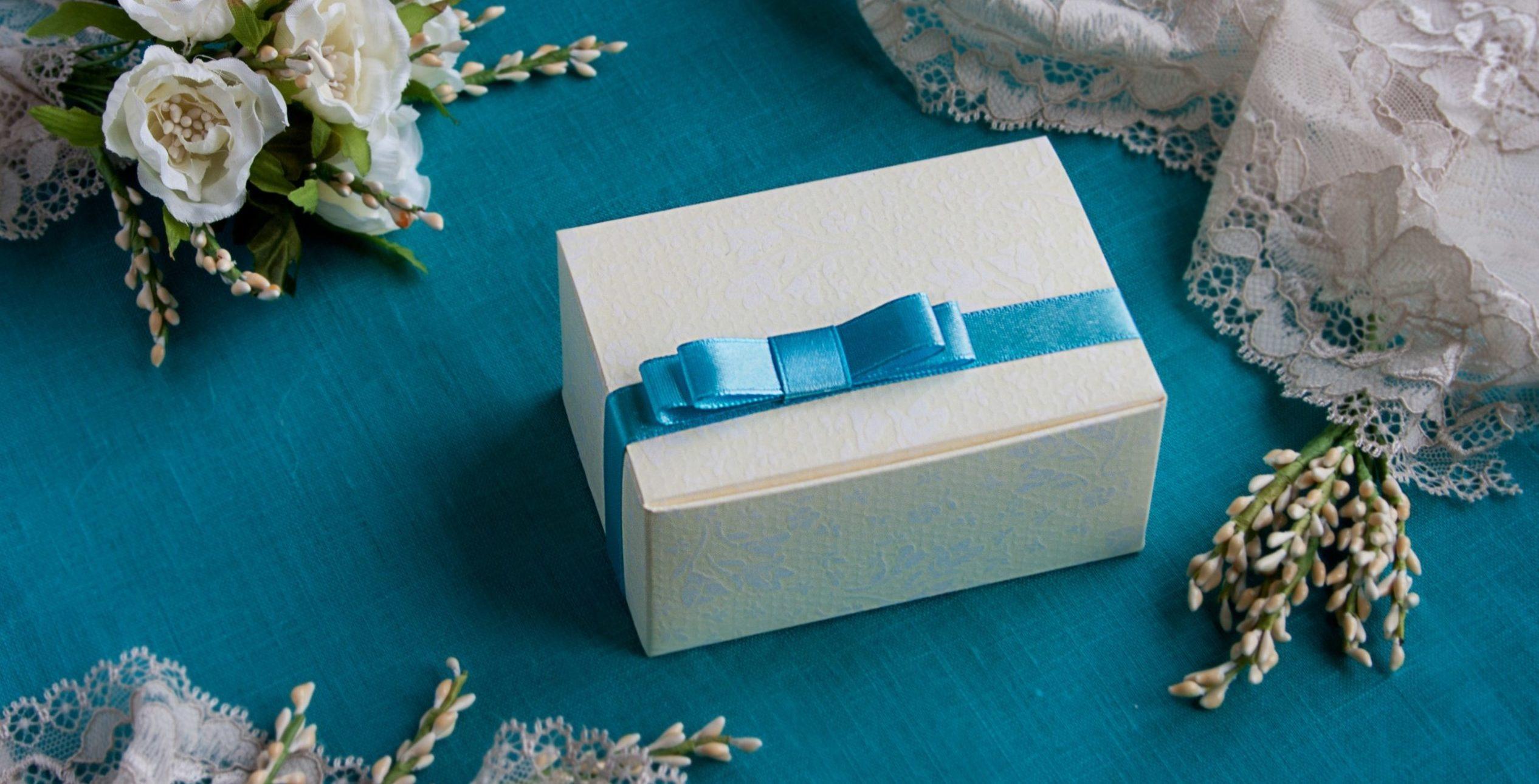 Бонбоньерки коробочки своими руками