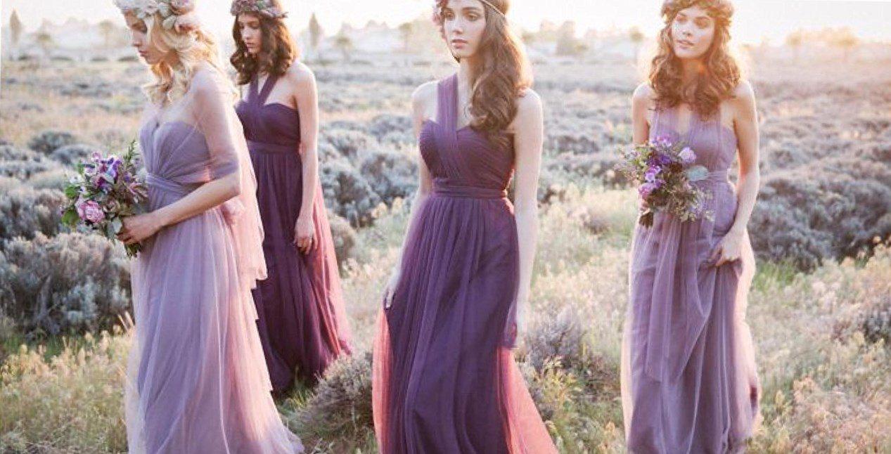 Какое платье одеть на свадьбу сестры