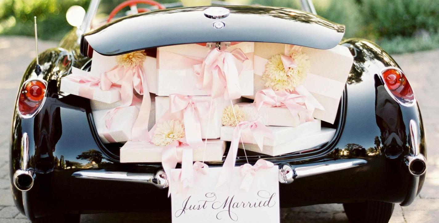 Что подарить детям на свадьбу от родителей